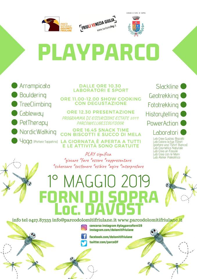 Play Parco 01 05 2019