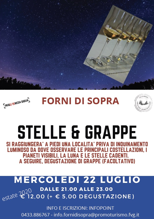 STELLE GRAPPE