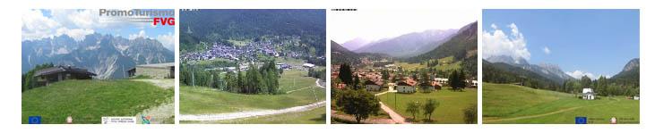 webcam le trois valle cerco donne ricche